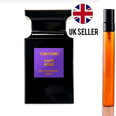 Tom Ford Cafe Rose  10 ml EDP . New !
