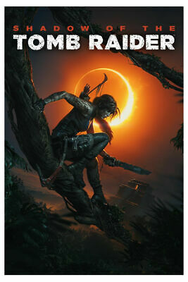Shadow of the Tomb Raider - Game (Microsoft Xbox One, 2018)