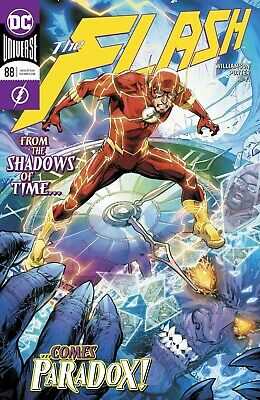 Flash #88 1st Appearance of Paradox