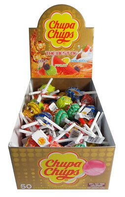 Chupa Chups best of 50 box
