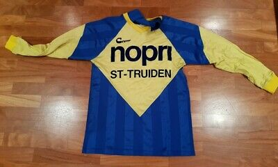 ST TRUIDEN Home shirt maillot maglia trikot long sleeves