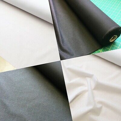 Lightweight Woven JTL700 Fusible Iron on Cotton Interfacing x 112 cm wide
