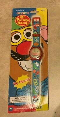 Mr. Potato Head Holographic Watch Toys R Us Exclusive NEW Factory Sealed