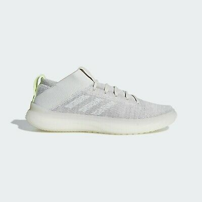 adidas Pureboost Trainer Women's Shoes Sizes 8 8.5 Raw White BB7219