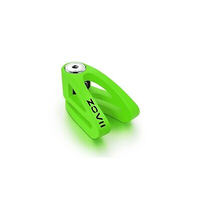 ZOVII (ZV10) Motorcycle Disc Lock - Green