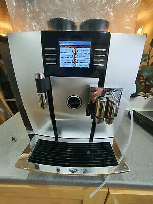 Jura Giga X7 professional bean to cup coffee machine for home or office