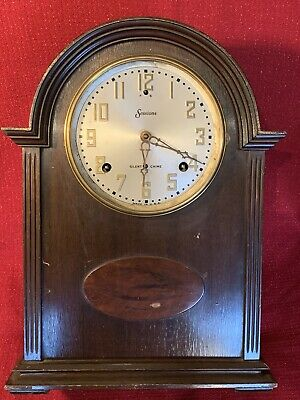 Antique Sessions Large 8 Day Westminster Chime Mantel Clock Project