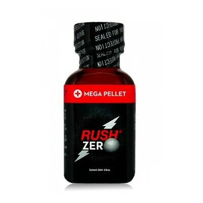 Poppers Rush Zero 25 Ml