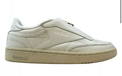 REEBOK CLUB C85 Zip Classic Women's Shoes EUR 29,52