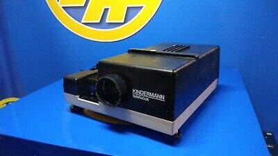Projector of Slides Kindermann Good State Telefocus