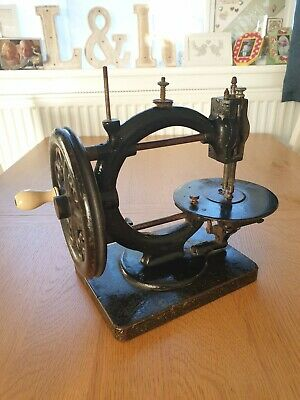Wanzer Vintage  Sewing Machine