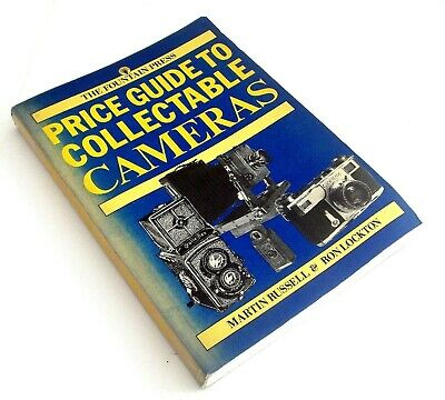 PRICE GUIDE to COLLECTABLE CAMERAS by Martin Russell & Ron Lockton