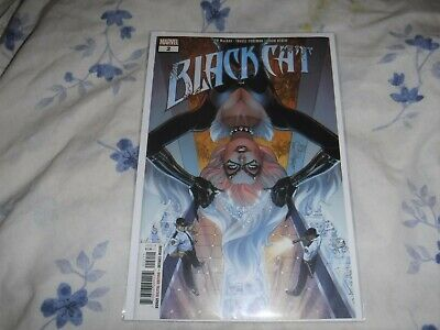 Black Cat #2 Marvel Comics 2019 Absolute Carnage Hidden Blood Variant NM