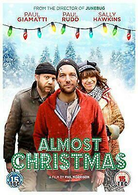 Almost Christmas DVD *FREE Shipping - FAST Dispatch