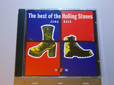 Jump Back, The Best Of The Rolling Stones- CD Album (1993 Virgin) Greatest Hits