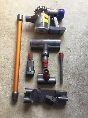 DYSON V8 Vacuum Plus Accessories, charger,docking station.