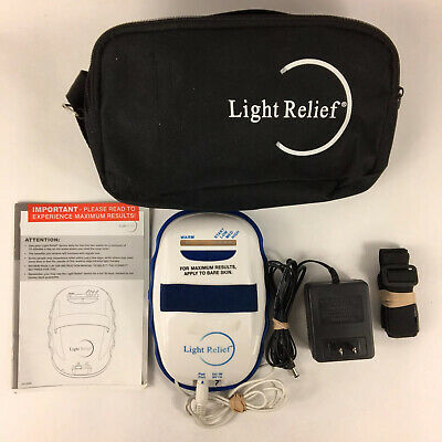 Light Relief Infrared Pain Relief Muscle Therapy Device LR150 LightRelief LR-150