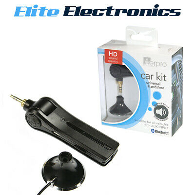 Aerpro ABT511 Bluetooth Handsfree Audio streaming Car Kit