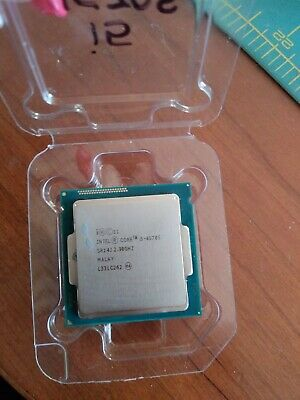 Intel Core I5-4570S 2.9GHz 6MB Cache Quad Socket 1150 CPU Processor SR14J