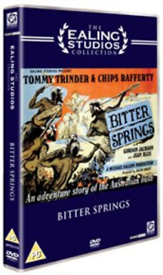 Tommy Trinder, Chips Rafferty-Bitter Springs DVD NUOVO