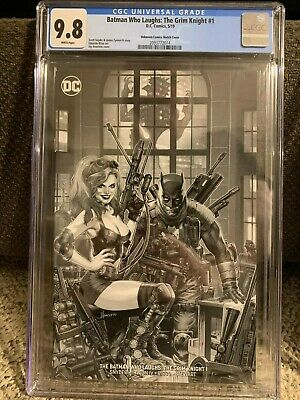 Batman Who Laughs: The Grim Knight #1 CGC 9.8