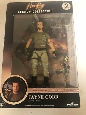 Firefly Legacy Collection Jayne Cobb Action Figure Funko 2015 ** 3