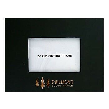 Philmont Scout Ranch Picture Frame - Tooth of Time Traders