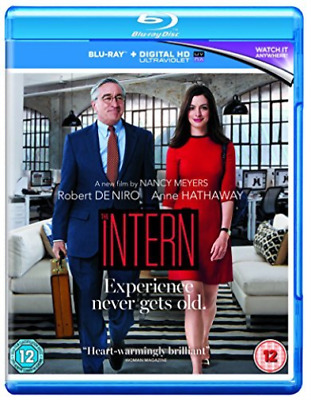 THE INTERN Blu-Ray NUEVO