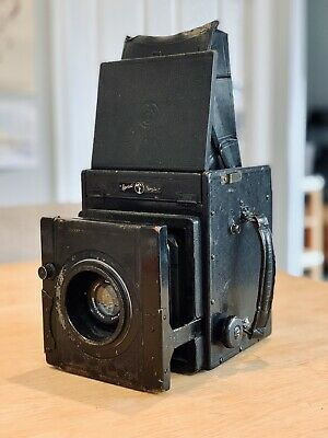 Thornton Pickard Special Ruby Reflex Camera with Ross London XPRES Lens
