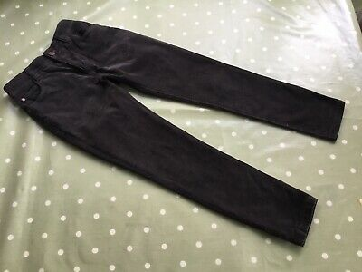 NEXT, Boys skinny cords, size 11 years (Brown)
