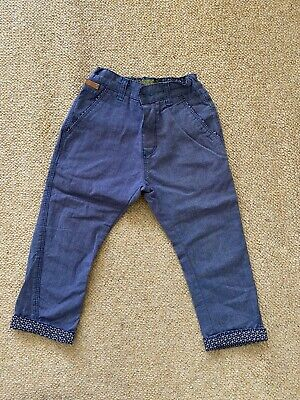 Ted Baker Trousers Boy 2-3 Years