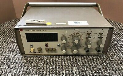 GOULD ADVANCE 35MHz TIMER COUNTER TC 321