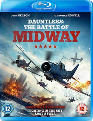 Dauntless: The Battle of Midway BLU-RAY NUOVO