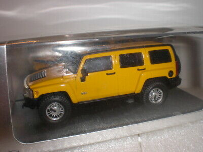 Hummer H3 black 2006-1:43 Made in China Spark 0873