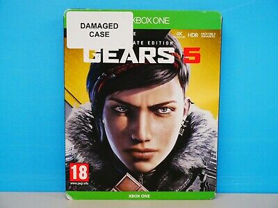 Gears Of War 5 Video Game For Microsoft Xbox One (965456)