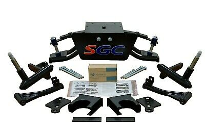 """6"""" Double A-Arm Lift Kit For Club Car DS 2004 & Up"""
