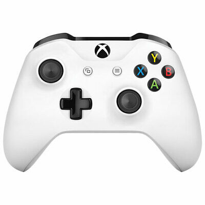 Microsoft Xbox One Wireless Controller White TF5-00001