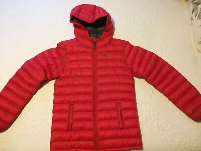 Girls Mountain Warehouse Red Quilted Jacket Age 11/12