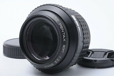"""""""As Is"""" SMC Pentax Soft 85mm f/ 2.2 for C/Y mount JAPAN #191420"""
