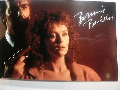 BONNIE BEDELIA As HOLLY Authentic Hand Signed Autograph 4X6 Photo - DIE HARD