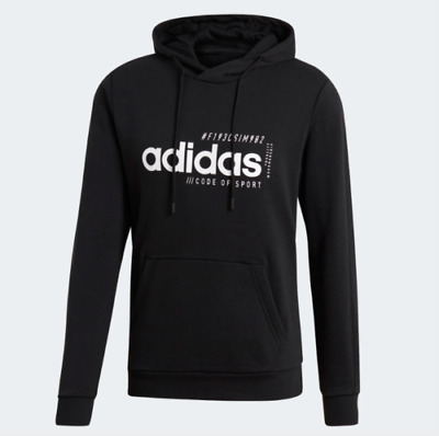 adidas Men's Brilliant Basics French Terry Hoodie