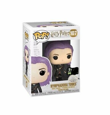 Nymphandora Tonks - Harry Potter Funko Pop 2020 ECCC Shared Pre-Order