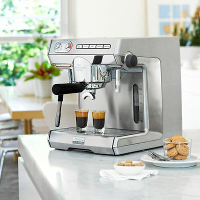 Sunbeam EM7000 Cafe Series Stainless Steel Espresso Machine