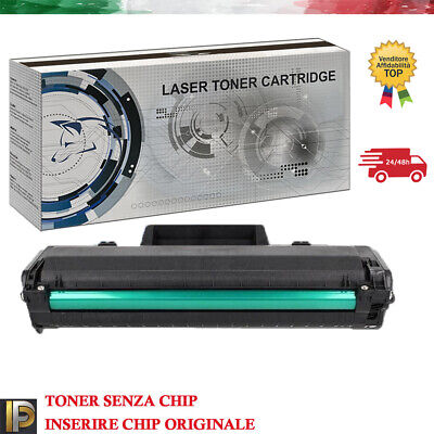 Toner compatibile per HP W1106A MFP 135a 135w 137fn 107a 107w NO CHIP 1000 copie