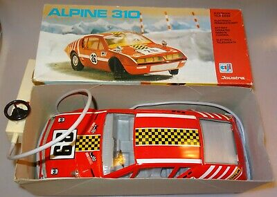 Joustra 2802 Renault Alpine A 310/4 großes Blechauto Top in Ovp