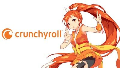 Crunchyroll Premium Subscription  1 Year Warranty Fast Shipping
