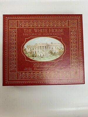 White House Historical Association Christmas Ornament 2007