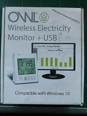 OWL Wireless Electricity Monitor + USB Energy Monitor