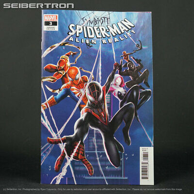 SYMBIOTE SPIDER-MAN ALIEN REALITY #3 Chinese New Year variant Marvel Comics 2020