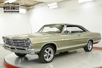 65 GALAXIE FASTBACK HEADLINER USA Made Fresh Daily Ford Manufacturer CRATER